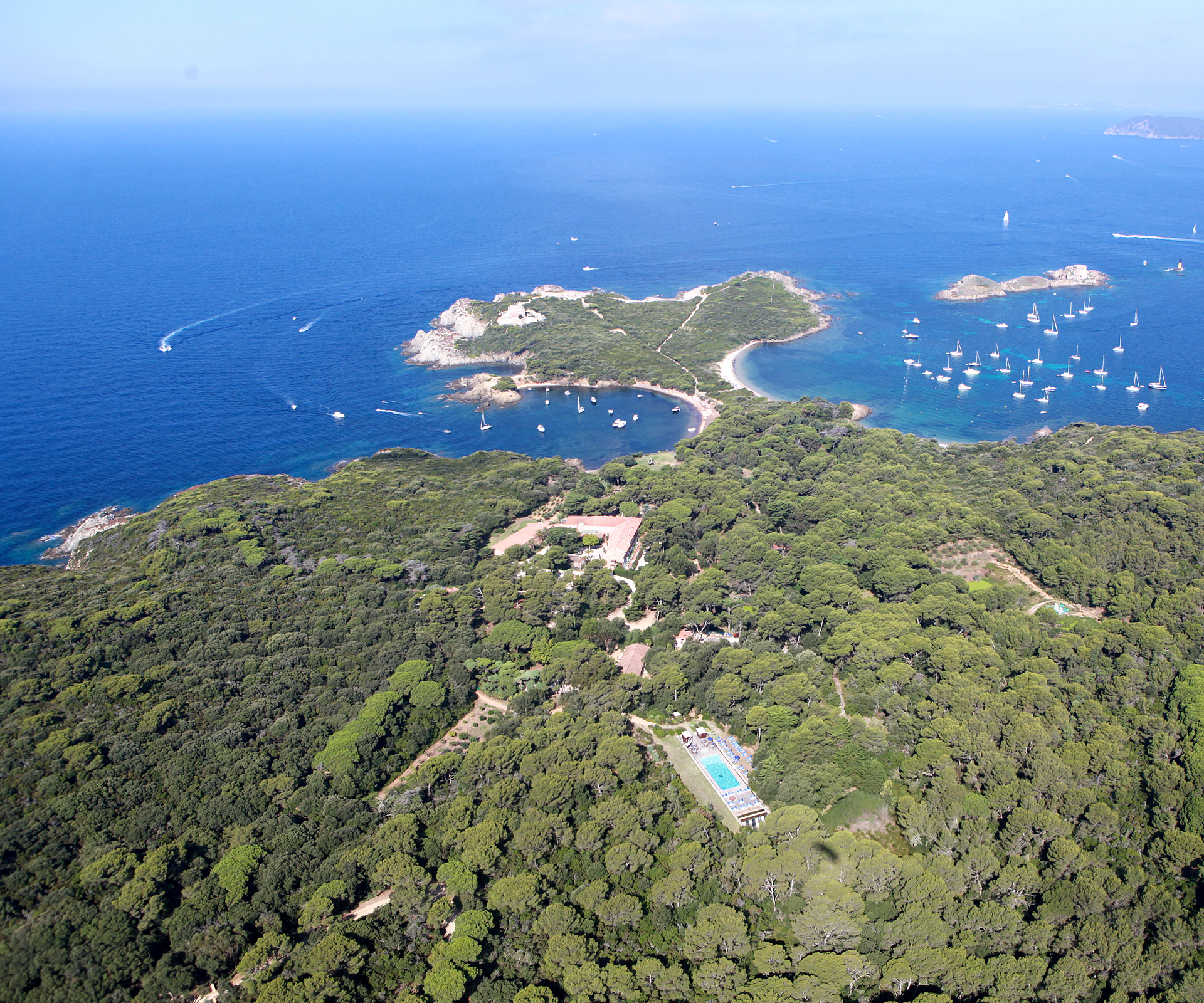 The Island of Porquerolles